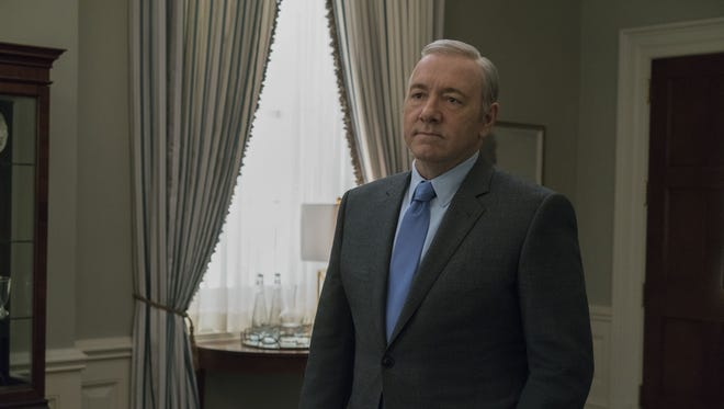 Netflix and production partner Media Rights Capital say they're suspending production on Kevin Spacey's political drama 'House of Cards.'