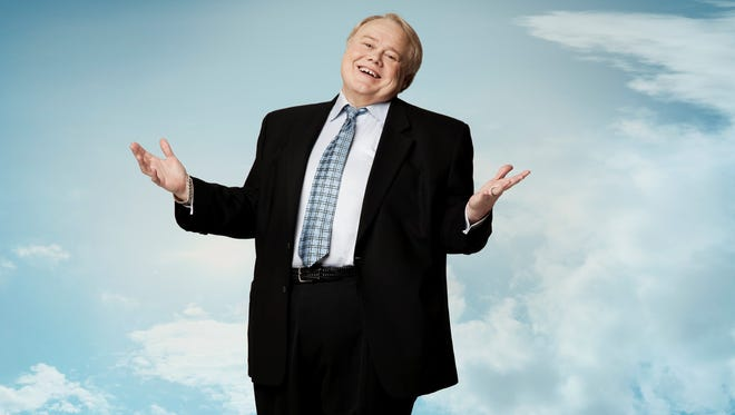 "Comedian Louie Anderson plays the Meyer Theatre on Friday night. The native Minnesotan said he's not sure if he's ever played the  venue. ""Maybe way back when Roseanne (Barr) and I were touring, huh?"""