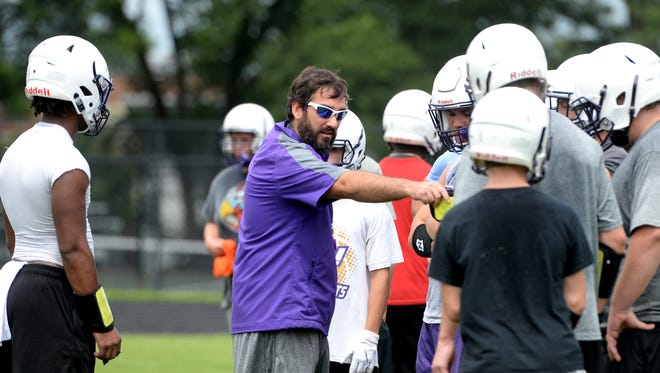 Shawn Moran said the past few seasons have taken a toll on him, leading to his decision to resign as head football coach at Waynesboro.