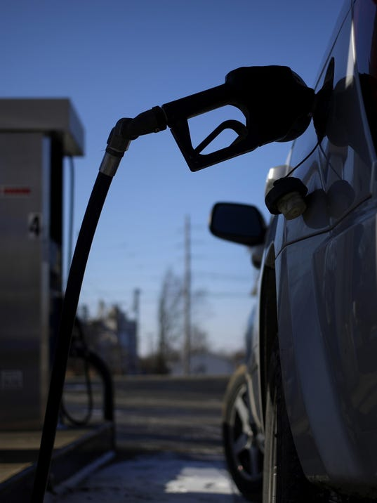 U.S. Average Regular Gasoline Price Rose Yesterday