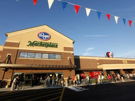 Kroger store opening