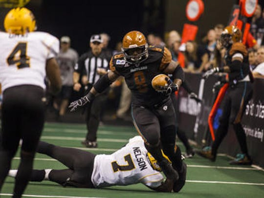 Rattlers fullback Alex Singleton will play key role in the playoffs.