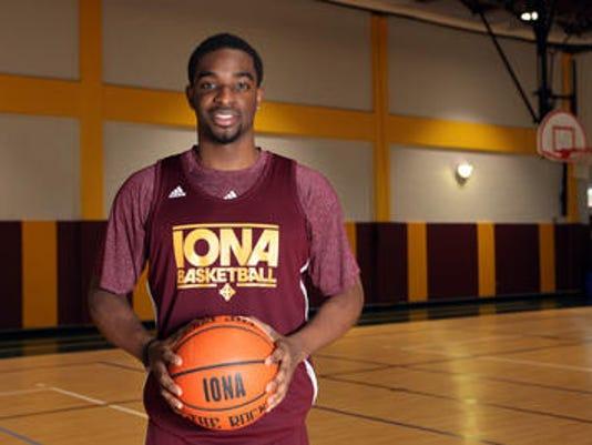 Iona basketball