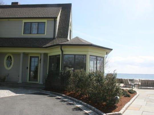 Rye waterfront home of Jules Kroll