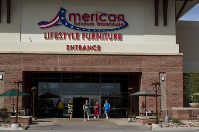 Etonnant American Furniture Warehouse Opens Its Doors Saturday In One Of The West  Valleyu0027s Largest Retail