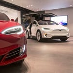 Michigan drivers friendly to Tesla's electric car design