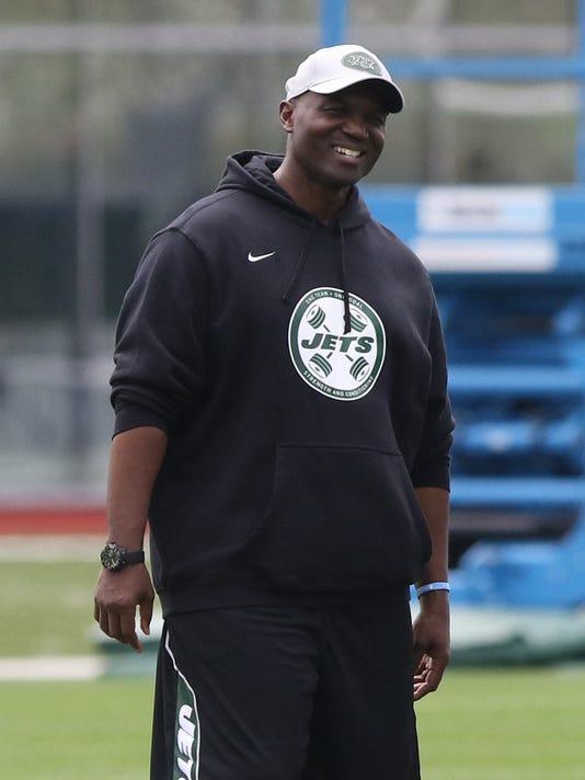 NY Jets Rookie Camp.