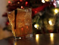 Holiday Spirits Just Right For Christmas Present
