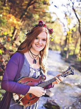 At 19, Katie Greer is the group's lead singer and mandolin player. Now also a budding songwriter, Lindley Creek includes some of her original compositions in their repertoire.