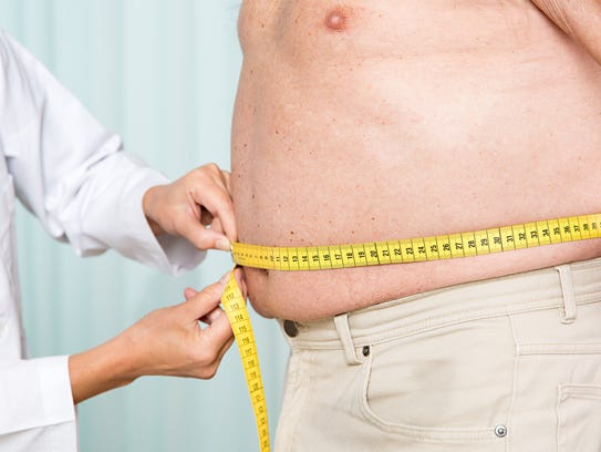 A new study says that Delaware has an obesity rate