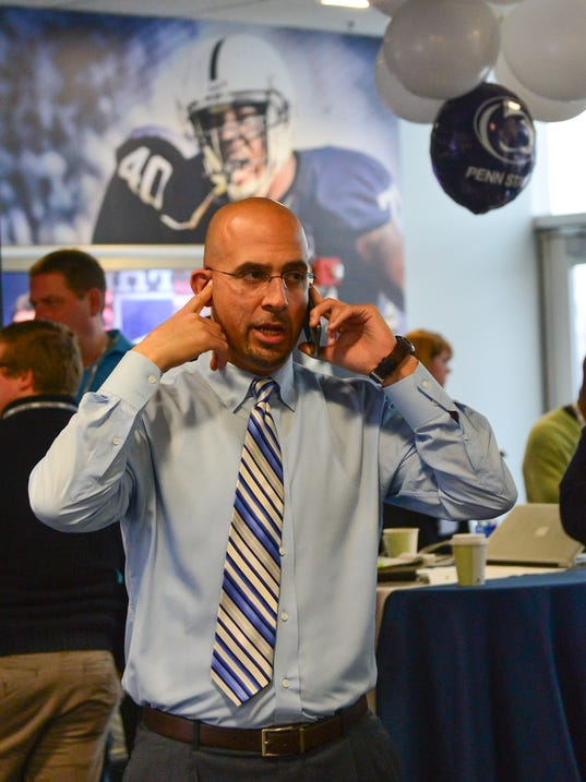 XXX 140205_NCAA-Football_Penn-State-Signing-Day_Tommy-Gilligan__001