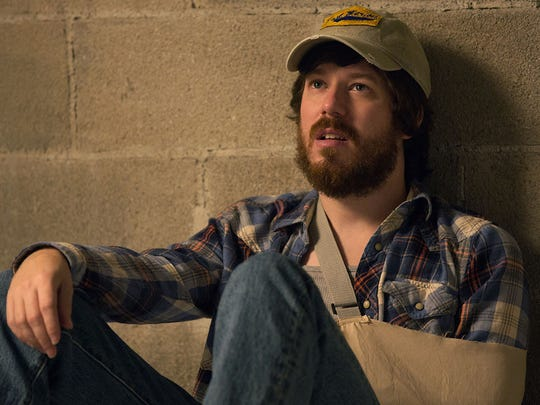 """Actor and Wilmington native John Gallagher Jr. in a scene from last year's """"10 Cloverfield Lane."""" He returns to town for a WDL benefit later this month."""