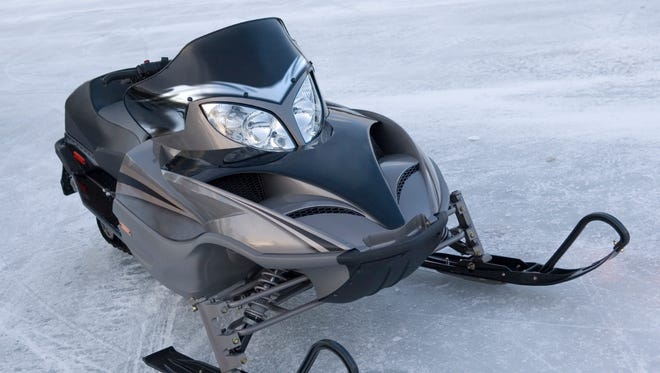 Oakland County Sheriff's Department recommends waiting until frozen lakes are at least eight inches thick for snowmobiles and off road vehicles.