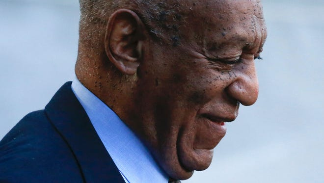 Bill Cosby arrives at courthouse in Norristown, Pa., on Nov. 1, 2016, for pre-trial hearings in his sex-assault case.