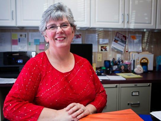 Fran Dunne has made big changes at the Smyrna Senior