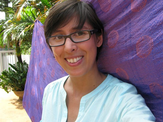In 2011, Laura Williams spent a month traveling with