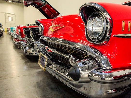Streetside Classic Cars in La Vergne boasts an inventory