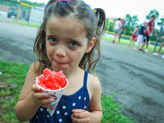 Citizens celebrated the holiday at the long-running Rockvale Fourth of July Picnic in this 2017 file photo.
