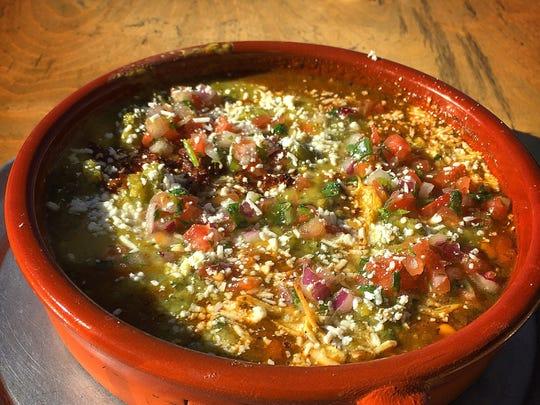 Potato corn chowder soup by Aaron Pool of Phoenix.