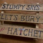 Stumpy's Hatchet House, a social throw down, is a new business in Eatontown where you can throw hatchets at targets. They claim to be the only business of this type in the country.