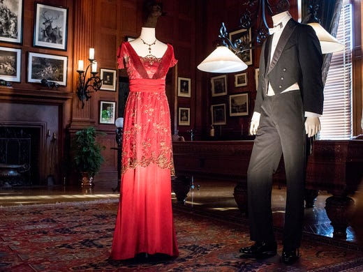 'Downton Abbey' exhibit returns to Biltmore in fall 2019