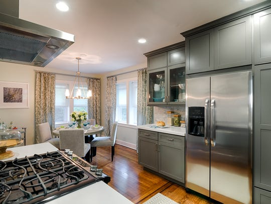 44 Thorn Avenue in Mt. Kisco was renovated by the Property