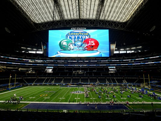Cotton Bowl Media Day