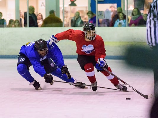 WIL Police-Fire Hockey