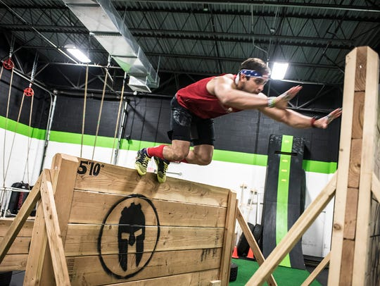 Do the obstacle course and raise money for wounded veterans.
