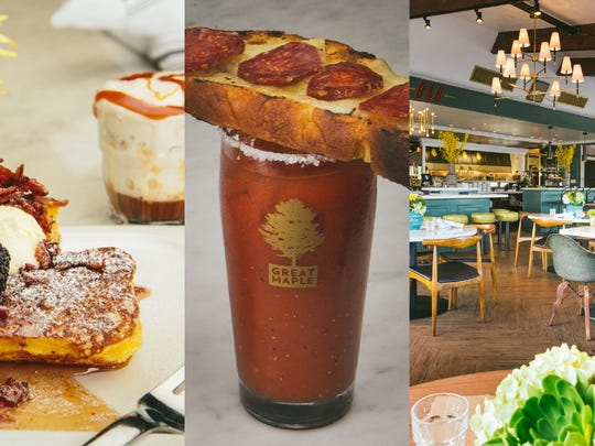 The pancakes and French toast are exciting enough, but Johnny's Hangover Mary (practically a meal in itself), will really kick-start your day.