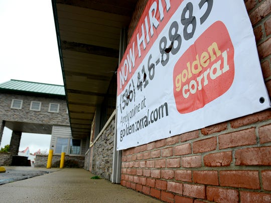 Golden Corral will open its first Lansing area location Thursday, March 9, 2017 on Elmwood Road in Delta Township.