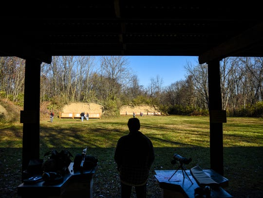 Local hunters prepare for the upcoming season at the