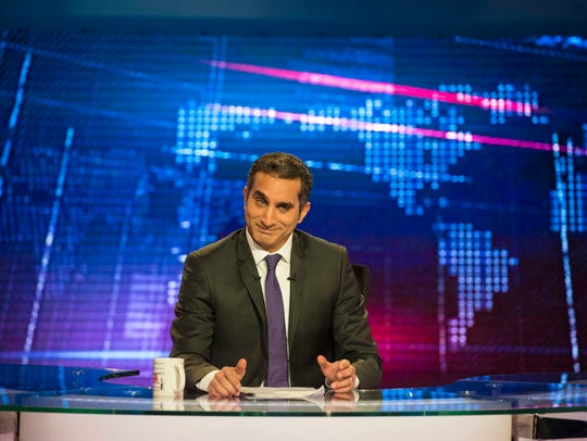 Bassem Youssef.