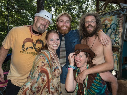 Scenes from the 2016 Soulshine Festival.