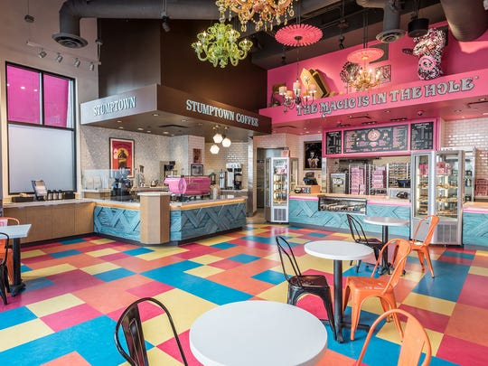 Portland-based Voodoo Doughnut recently opened an outlet