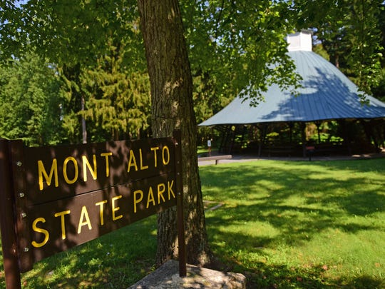 Mont Alto State Park is adjacent to Penn State Mont Alto campus. Trails and bike adventures await visitors.