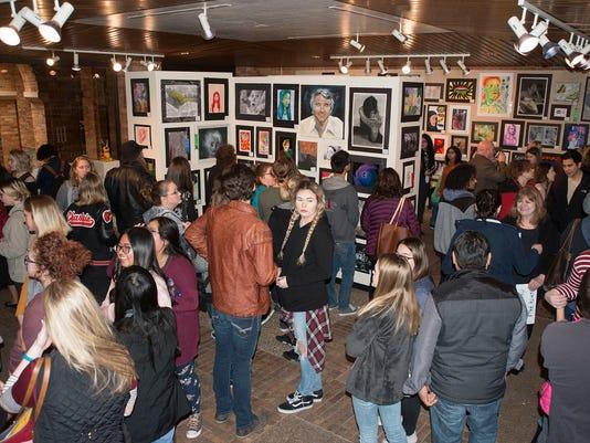 MSU art show