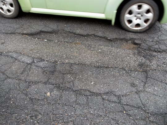 Elder Street, in the northwest end of Chambersburg, will be paved later this year.