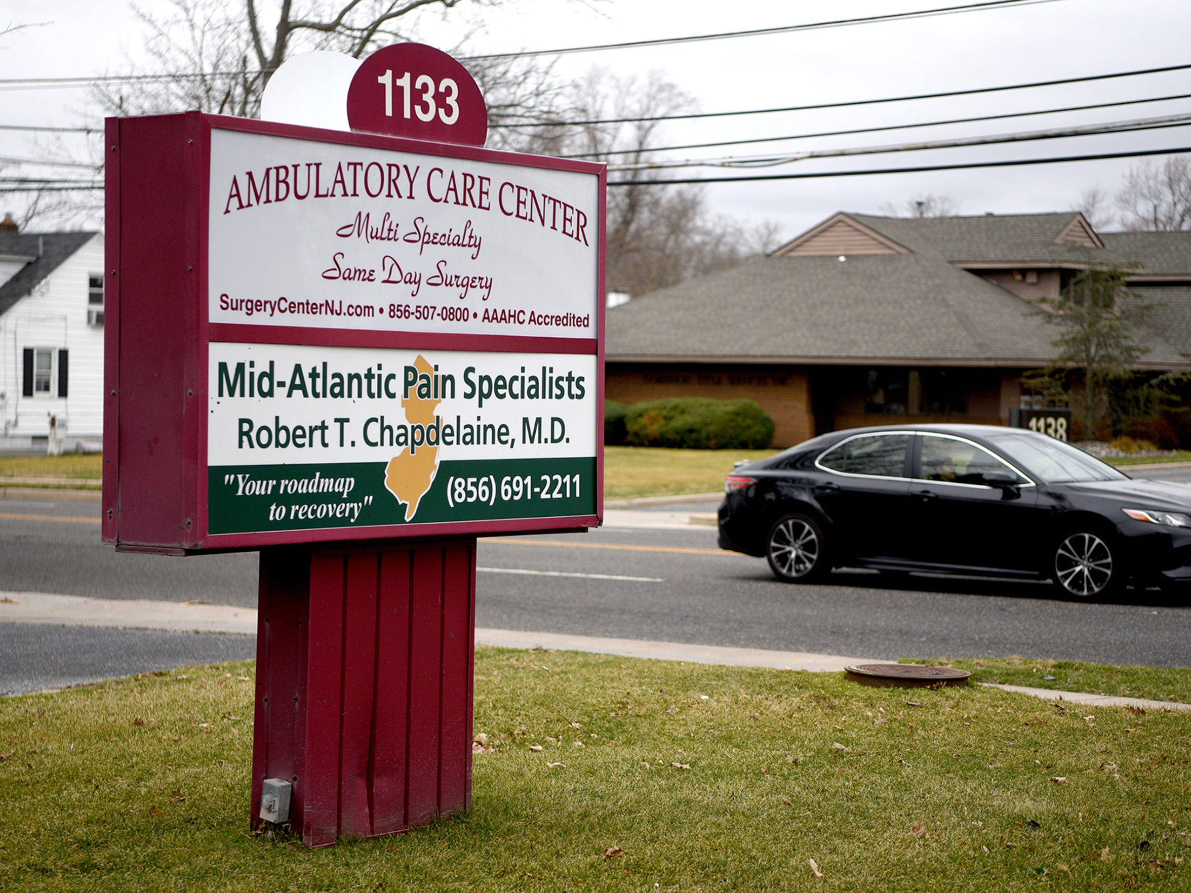 Pedro Maldonado died after an endoscopy at Ambulatory Care Center in Vineland, NJ. The 59-year-old pastor had a defibrillator and a history of heart problems. His widow has filed a federal lawsuit against the center and two doctors.