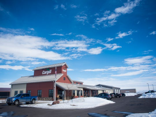 Cargill, a Minneapolis-based company, is testing strains of canola genetically modified to contain omega-3 fatty acids in Montana to be used in fish feed.