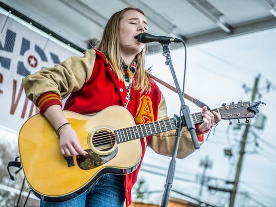 Addison Agen will perform June 17 at Farm Bureau Insurance