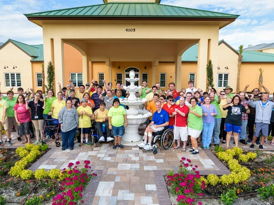 Once completed, Promise will be home to 126 young adults with special needs, who will live a fulfilling life among their friends.