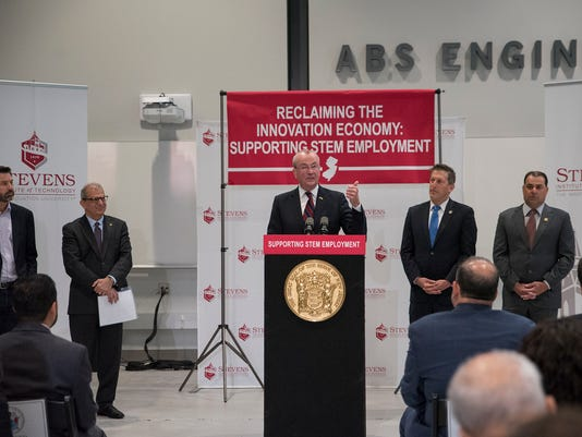 Governor Announces STEM Loan Forgiveness Plan