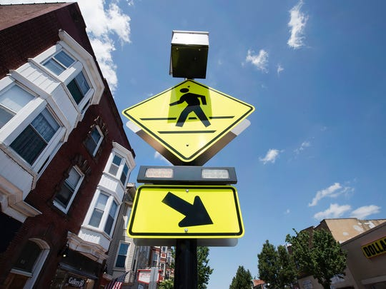 The Borough of Waynesboro plans to spend an estimated $800,000 to make its downtown street safer for pedestrians.
