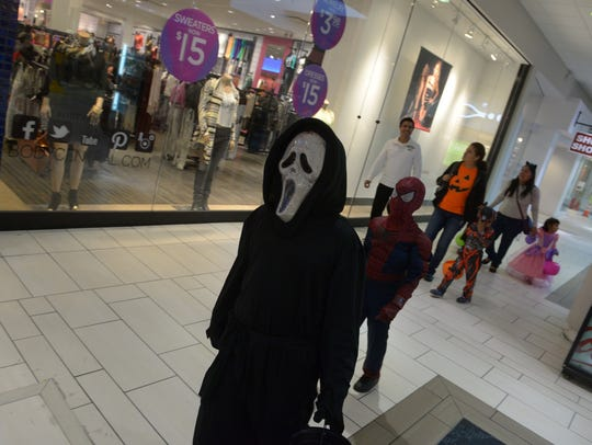 The JacksonSun Trick or Treat at the Old Hickory Mall