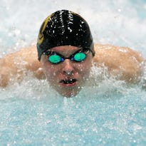 Illness handicaps Franklin boys swim team's seventh place effort at state