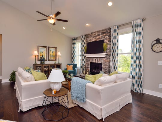 The Jones Co. is offering homes in Harvest Point from