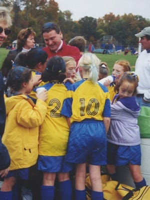 Jim Miller was a popular coach in the Mariemont recreational soccer league.