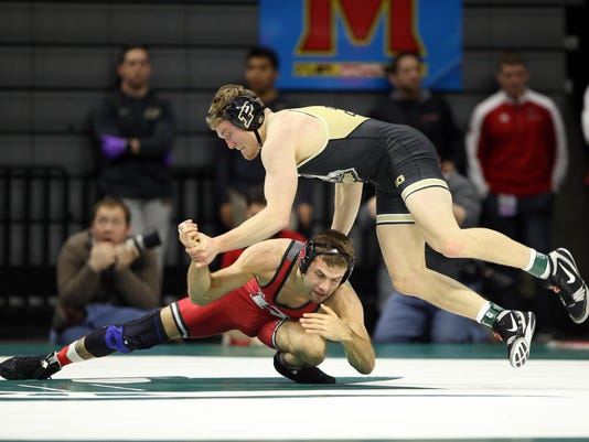 NCAA Wrestling: Big Ten Wrestling Championship