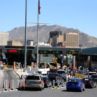 The Paso Del Norte Port of Entry